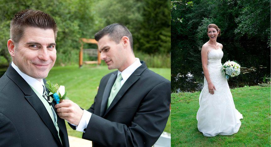 Brandon and Phoenix Cornwell Wedding  Port Orchard, Wa.