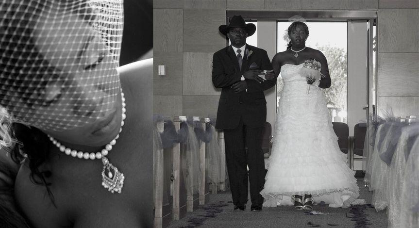 Jeremy and Dominique Lee Wedding Wichita Falls, TX