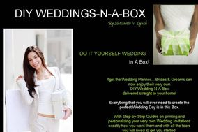 "DIY WEDDINGS-N-A-BOX by Antoinette V. Lynch ""For When The Event You're Attending Is Your Own"""
