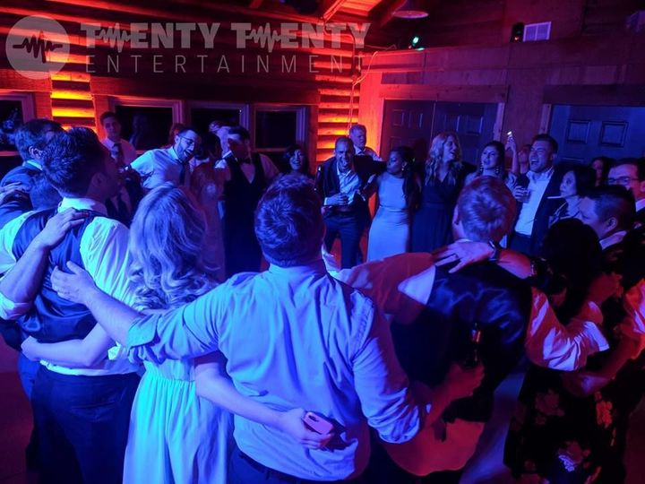 Wedding Reception 4.28.18 Davis Lodge