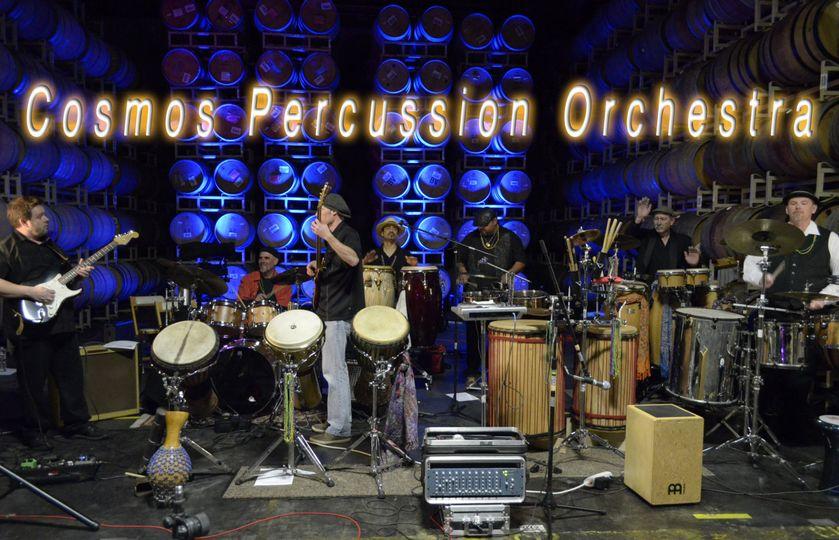 cosmo percussion