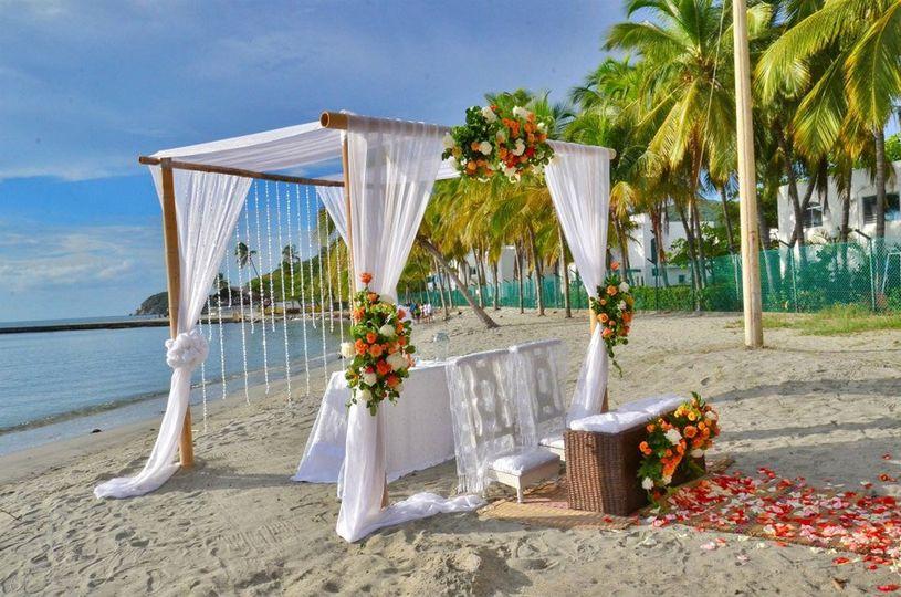 Destination & Outdoor Weddings