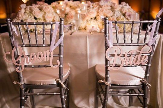 Bride & Groom Concierges