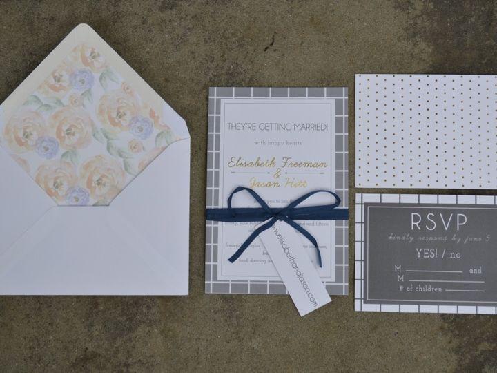 Tmx 1446158317717 Thumbdsc00111024 Parkton, MD wedding invitation