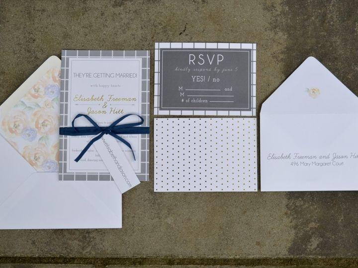 Tmx 1446158325408 Thumbdsc00171024 Parkton, MD wedding invitation