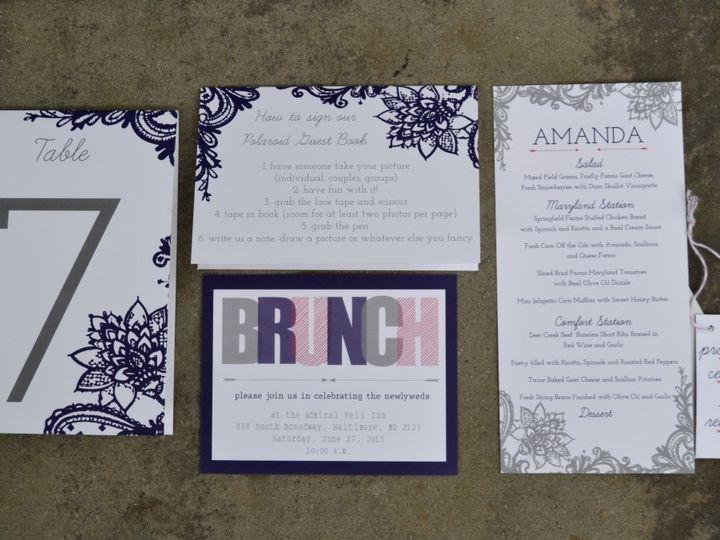 Tmx 1446158970835 Thumbdsc00261024 Parkton, MD wedding invitation