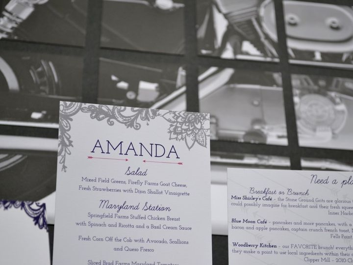 Tmx 1446158986776 Thumbdsc00321024 Parkton, MD wedding invitation