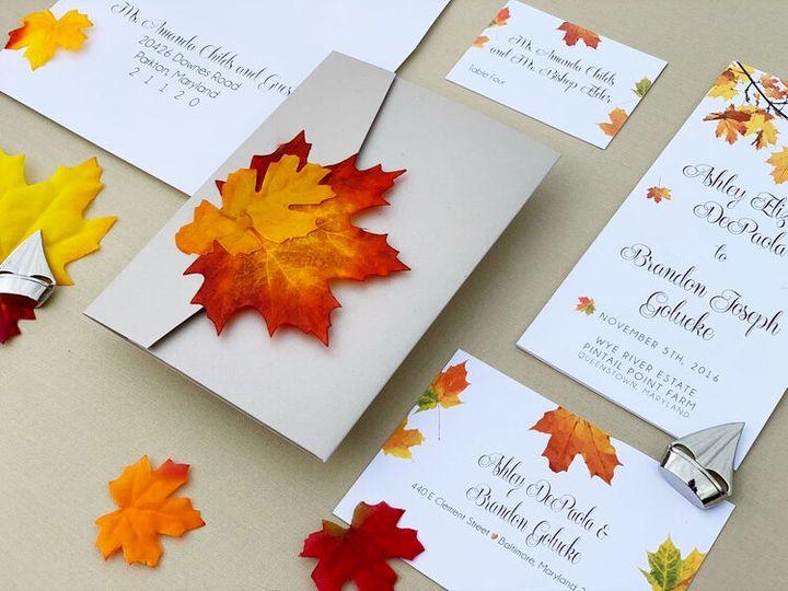 Tmx Img 7582copy 51 781284 158829390138910 Parkton, MD wedding invitation