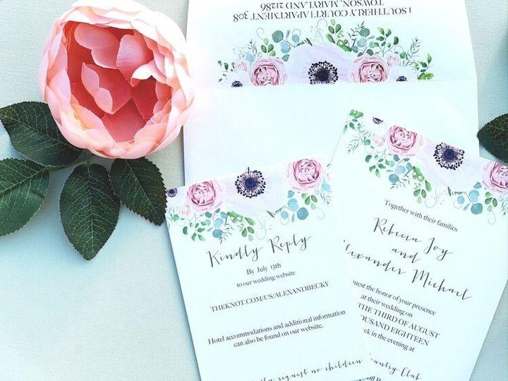 Tmx Img 7868copy 51 781284 158829390259548 Parkton, MD wedding invitation