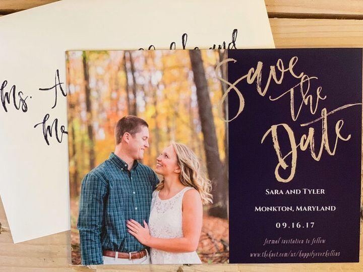 Tmx Img 8092copy 51 781284 158829390538636 Parkton, MD wedding invitation
