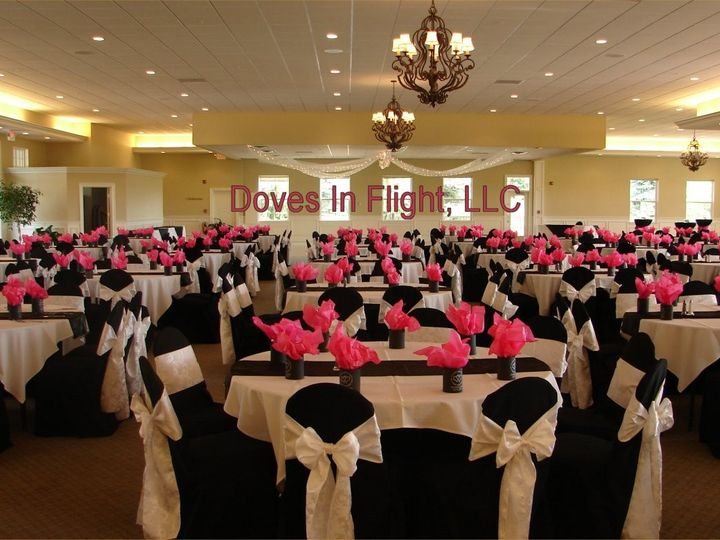 Tmx 1389839780437 Eagle Eye Blk Wht Hot Pin Dimondale, Michigan wedding rental