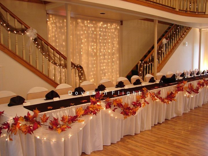Tmx 1389842409080 Fall Head Tabl Dimondale, Michigan wedding rental