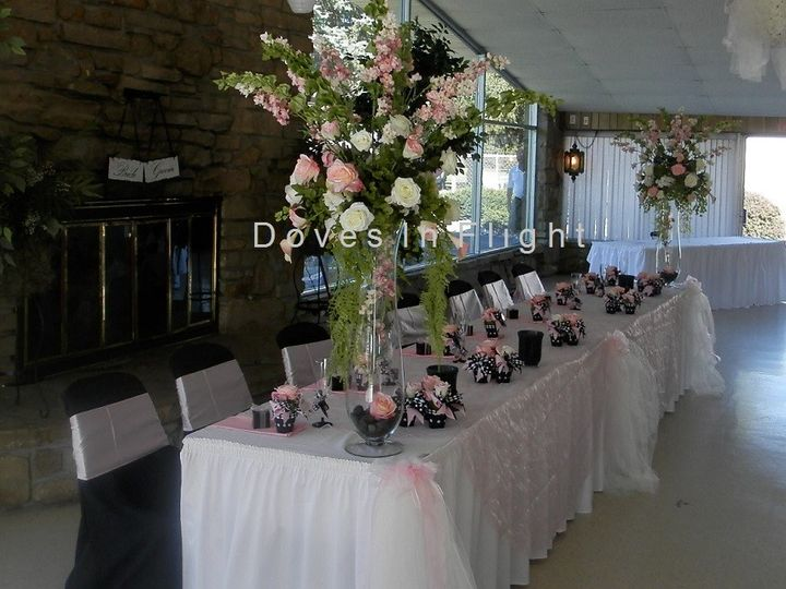 Tmx 1389842439313 G.l.c.c. Head Tabl Dimondale, Michigan wedding rental