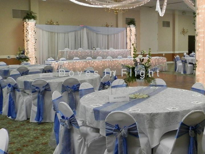 Tmx 1389843263443 Ramada Overlay Dimondale, Michigan wedding rental