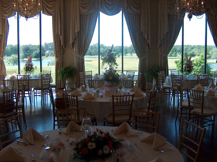 Wedding Venues In Florence Sc | The Country Club Of South Carolina Unveil