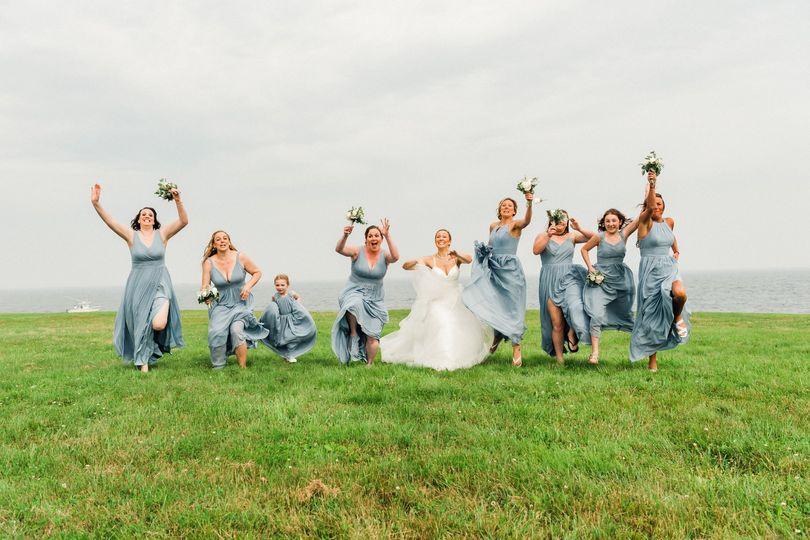 Rhode Island wedding photograp