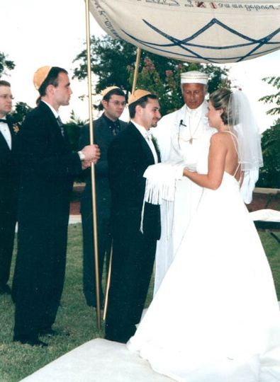 Weddings With Rabbi Frank