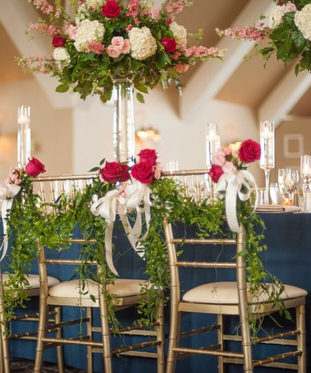 Elegant Chair Cover Designs, LLC