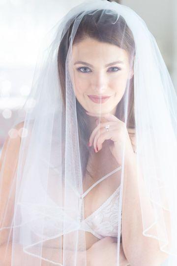 Beautiful Bridal Boudoir