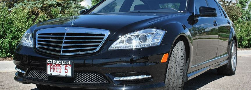 Mercedes-Benz S550 will provide you with ultimate luxury and comfort