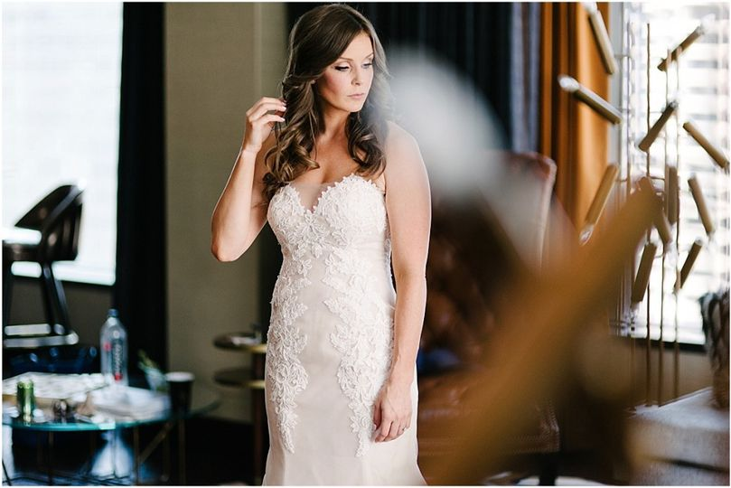 valerie zachary renaissance hotel chicago wedding