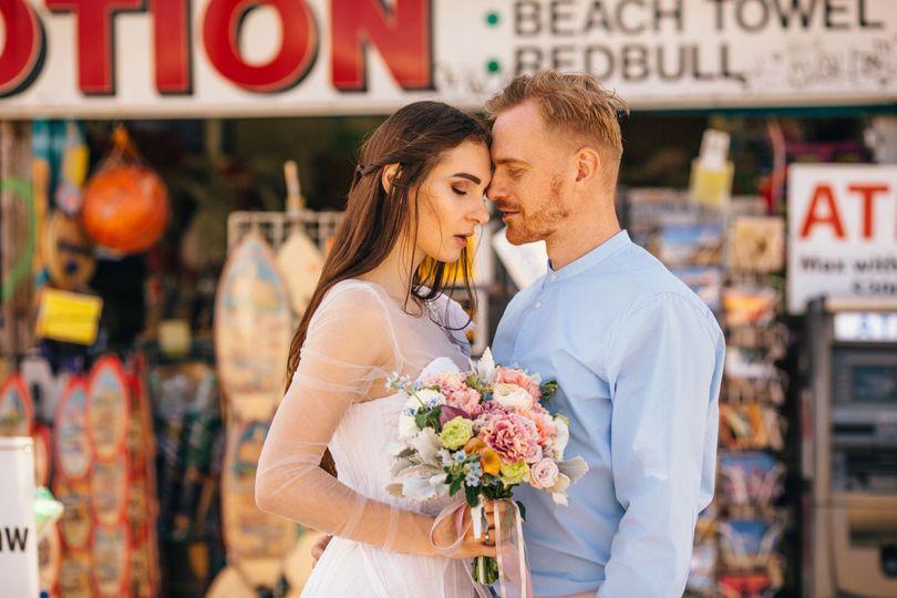 Wedding of Oli and Denis