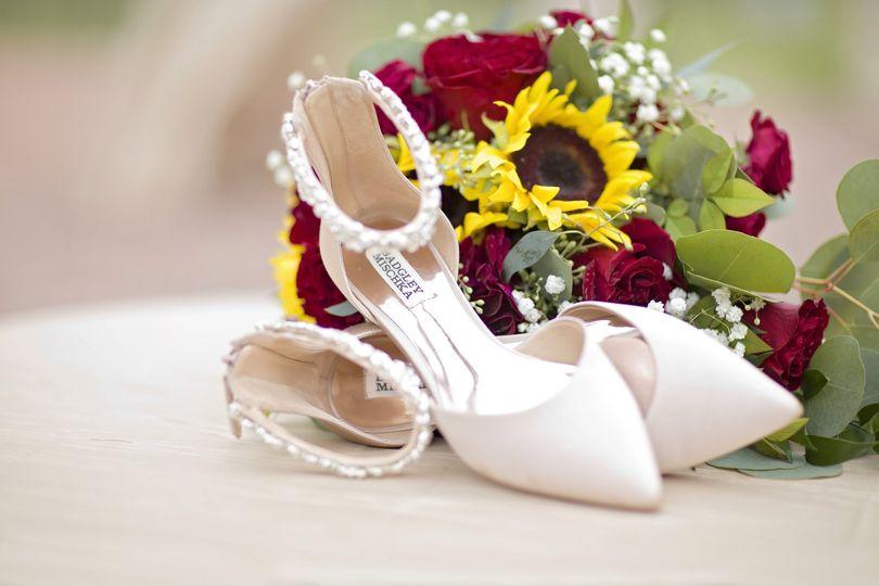 A beautiful shoe shot