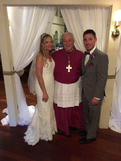 Mr and Mrs Jason Natale