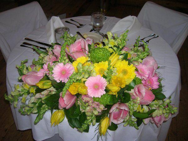 Tmx 1238122388832 Brookmeadowgilroyoldfloor071 West Bridgewater wedding florist