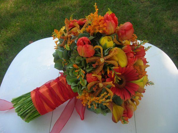Tmx 1238122505332 Cottreaucasey030 West Bridgewater wedding florist