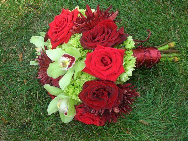 Tmx 1238122520863 Cottreaucasey156 West Bridgewater wedding florist