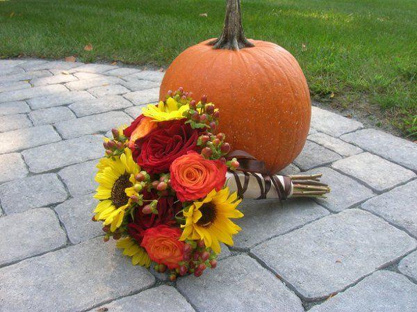 Tmx 1238122528347 Cottreaucasey160 West Bridgewater wedding florist