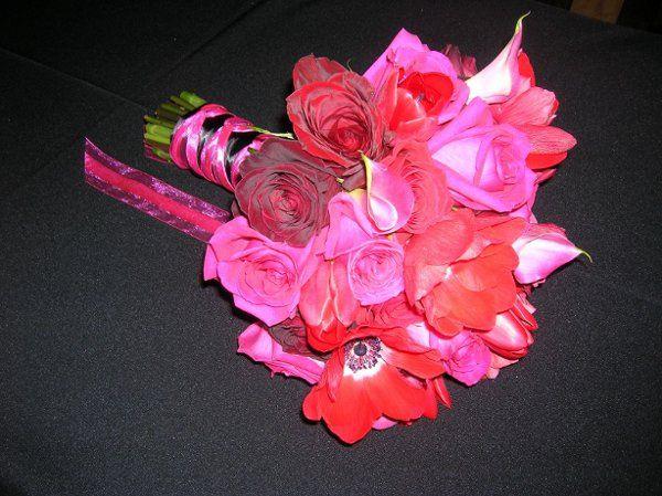 Tmx 1238122647082 Gibbonswedding008 West Bridgewater wedding florist