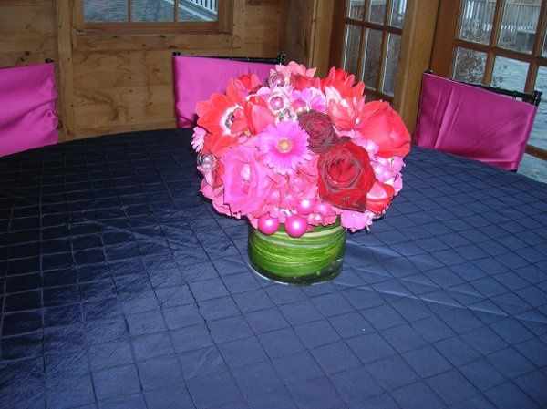 Tmx 1238122648238 Gibbonswedding037 West Bridgewater wedding florist