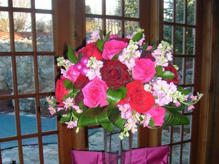 Tmx 1238122655472 Gibbonswedding039 West Bridgewater wedding florist