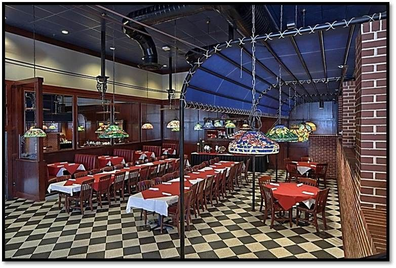 Sit down with a simple sandwich or salad at this Austin joint? Dave & Buster's caters to those craving an all-American meal. Complete your meal with the perfect glass of wine or beer from this restaurant's drink list. If you're in need of a booster seat, this restaurant's got you covered. This is a great spot for the whole family. It's party time!Location: Research Boulevard, Austin, , TX.