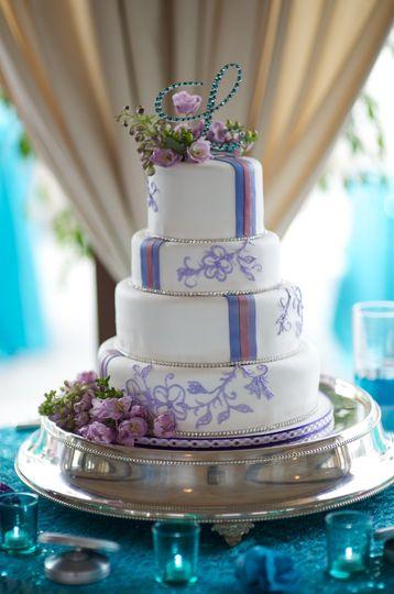 Lilac Love cake