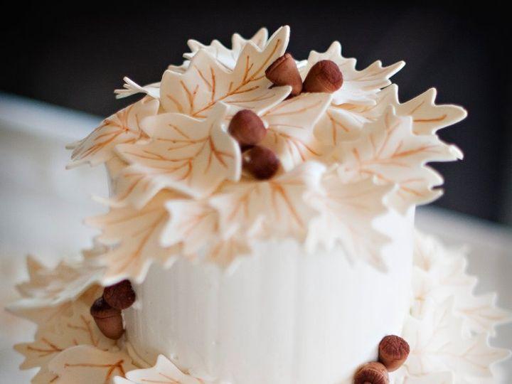 Tmx 1357165382973 EJW0487 Providence, Rhode Island wedding cake