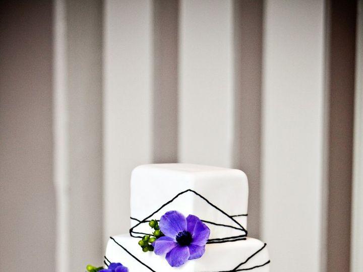 Tmx 1357165527714 NicoleBrianWedding Providence, Rhode Island wedding cake