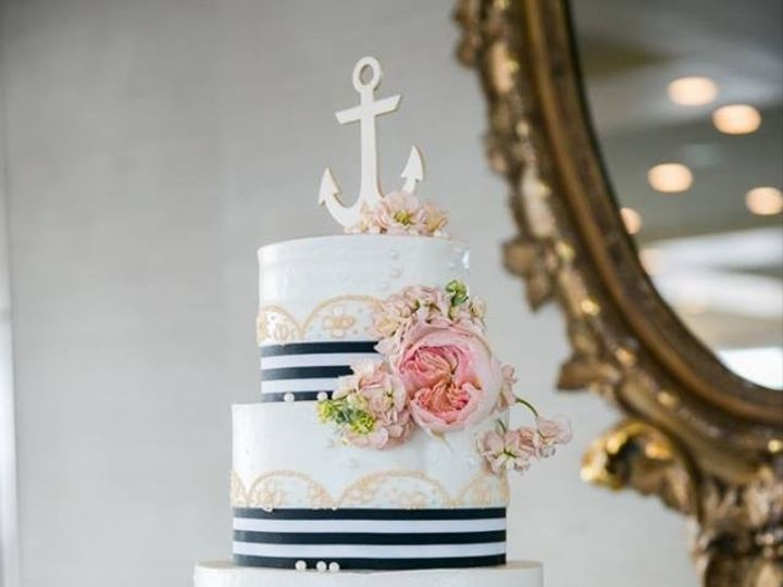 Tmx 1470066589558 1203974110153600199498230854565254924488266n Providence, Rhode Island wedding cake
