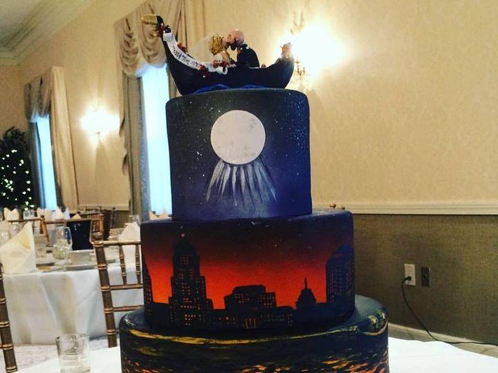 Tmx 1470066616995 13315431101537290686632308679029658255856590n Providence, Rhode Island wedding cake