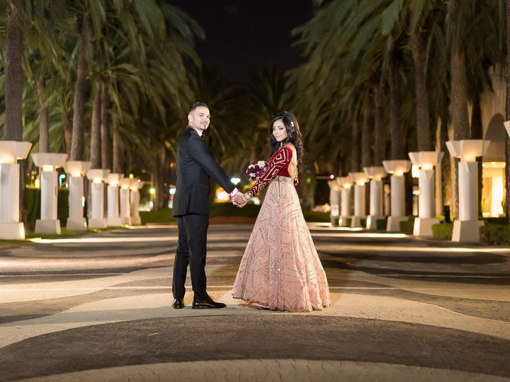 Tmx 1504045443014 Hyatt Regency Orange County Wedding7 Garden Grove, CA wedding venue