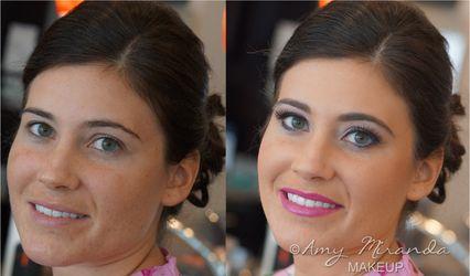 Amy Miranda Makeup 1