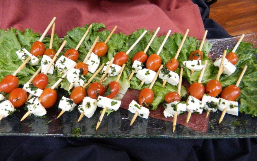 gourmet catering lv