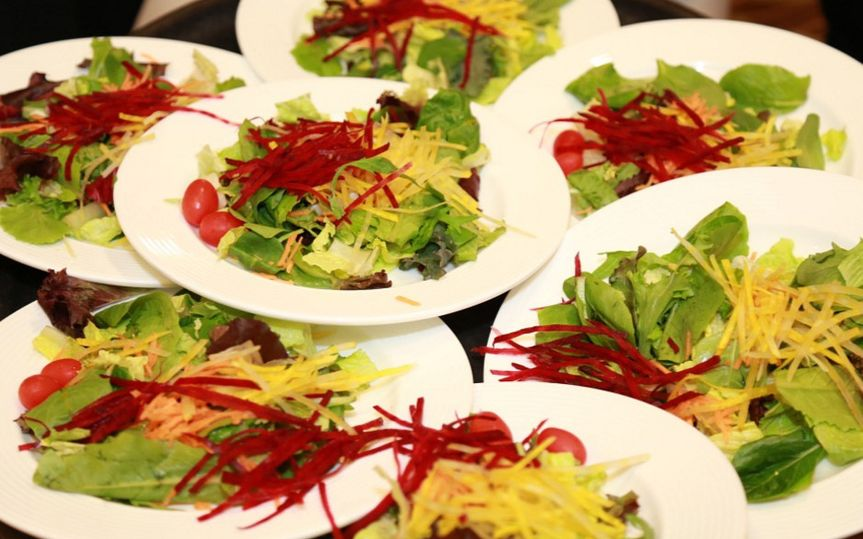 healthy caterer