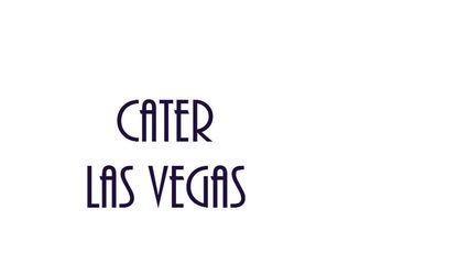 Cater Las Vegas