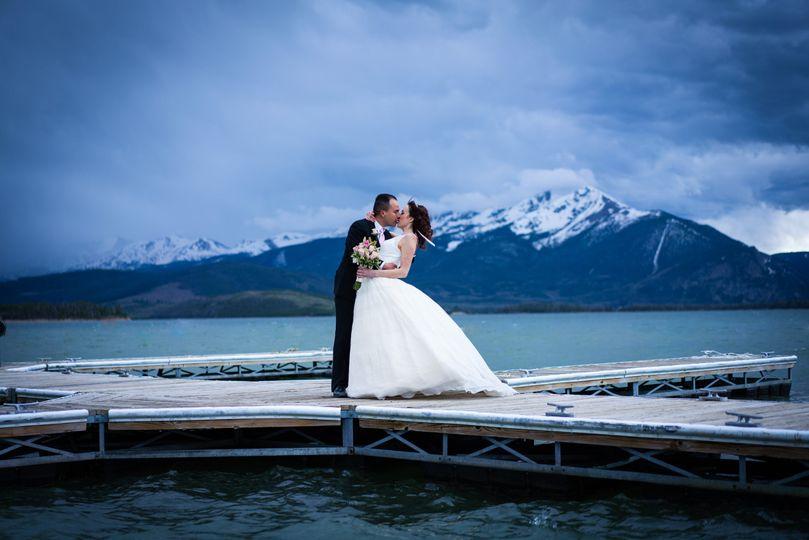 Epic Mountain Wedding