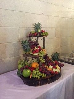 #SweetT #BeautifulFruit #AlabamaWedding #CateringatitsBest