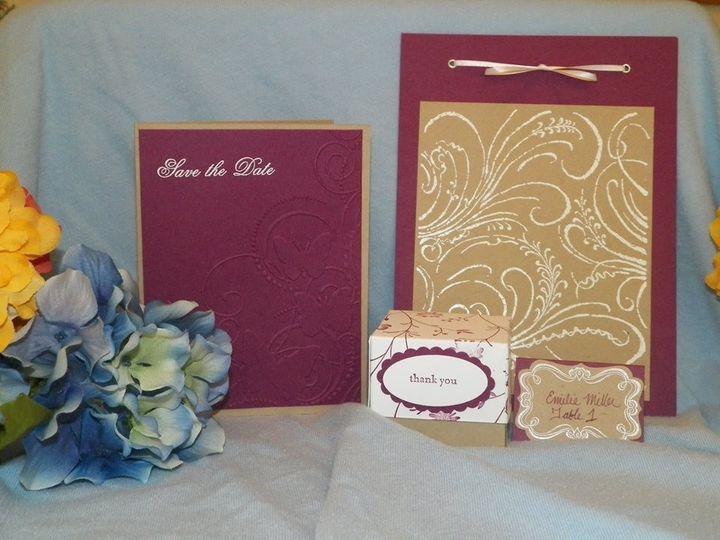 Tmx 1415648725413 Emilie9 Franklin wedding invitation