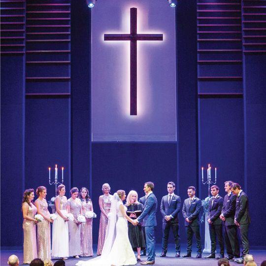 Wedding ceremWedding ceremony ony